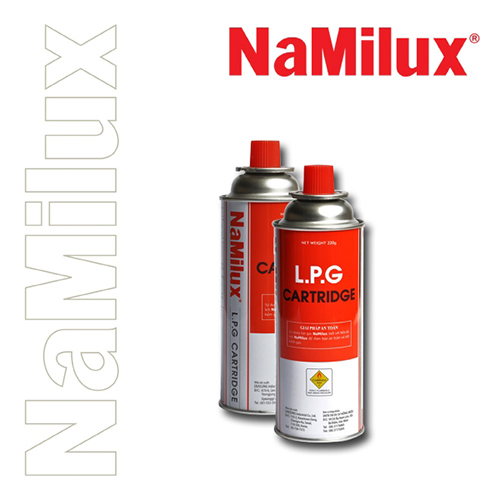 Bình gas du lịch Namilux