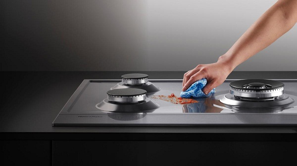 Vệ sinh bếp thường xuyên